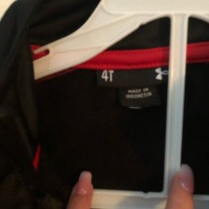 Under Armour Matching Sets - Boys under Armour pant and jacket set